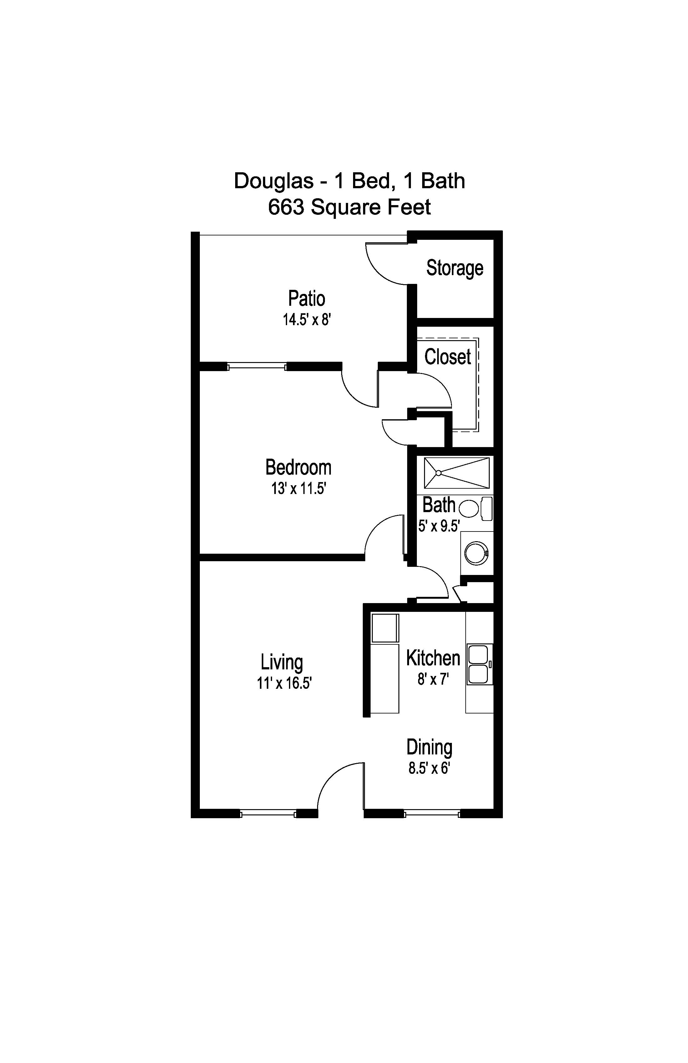 Independent Living Prices Amp Floor Plans In Mesa Az