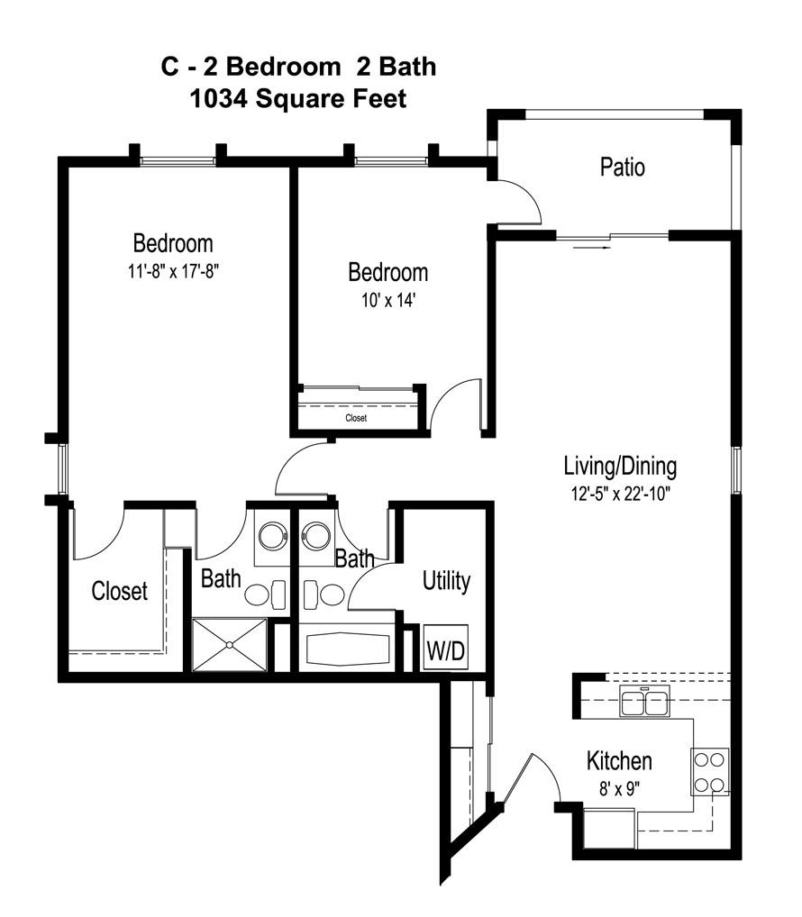 Apartments Phoenix Az First Month Free: Independent Living Floor Plans & Prices In Phoenix, AZ