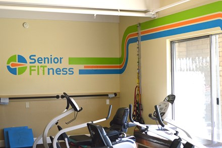 Senior FITness gym