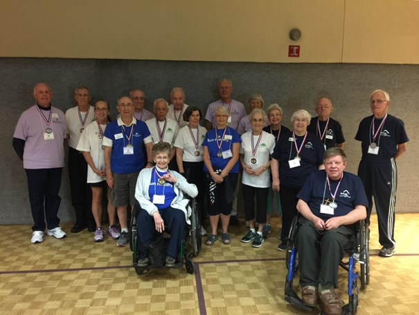 LeadingAge Fitness Challenge Winners