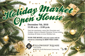 Holiday Market Open House