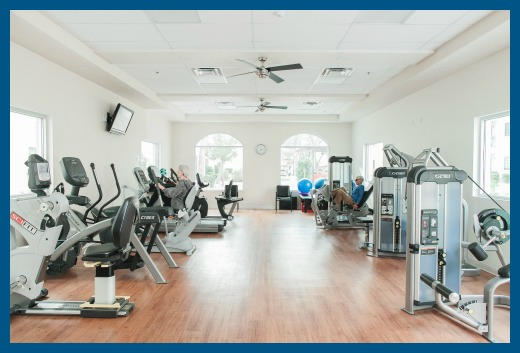Fitness Center at FSQ Phoenix
