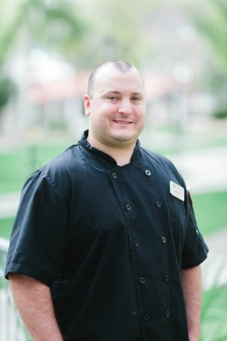 Eric Kirby Food Service Director and Executive Chef