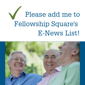 Independent Senior Living, E-Newsletter sign up
