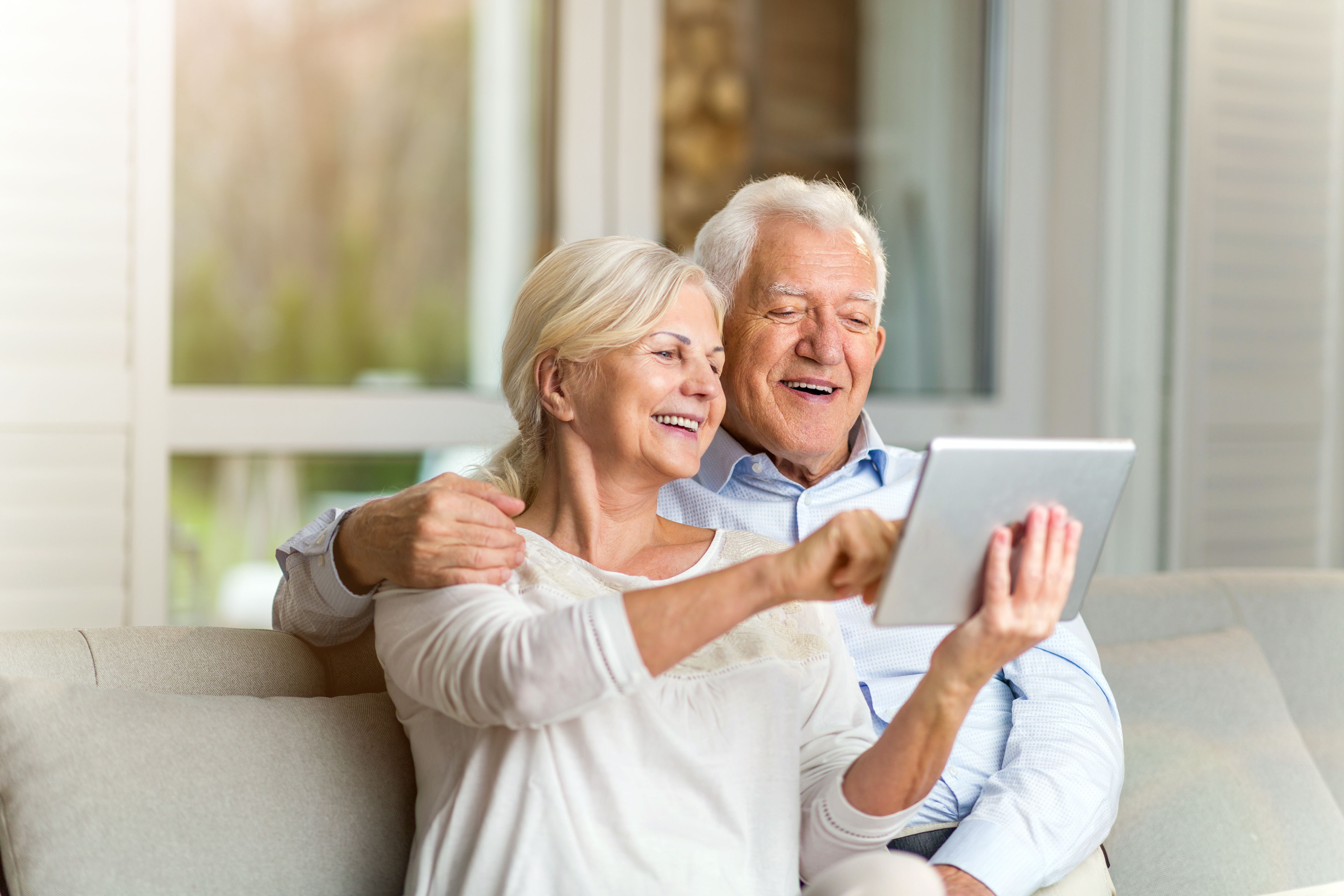 Virtual Ways to Connect with Seniors